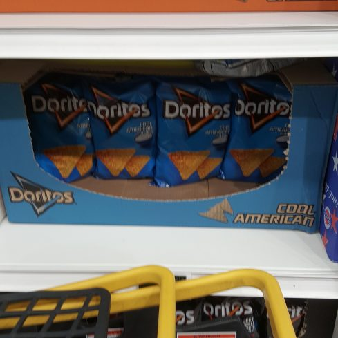 cool ranch doritos in iceland are cool american 489x489 put me like · these doritos in the netherlands are american flavour