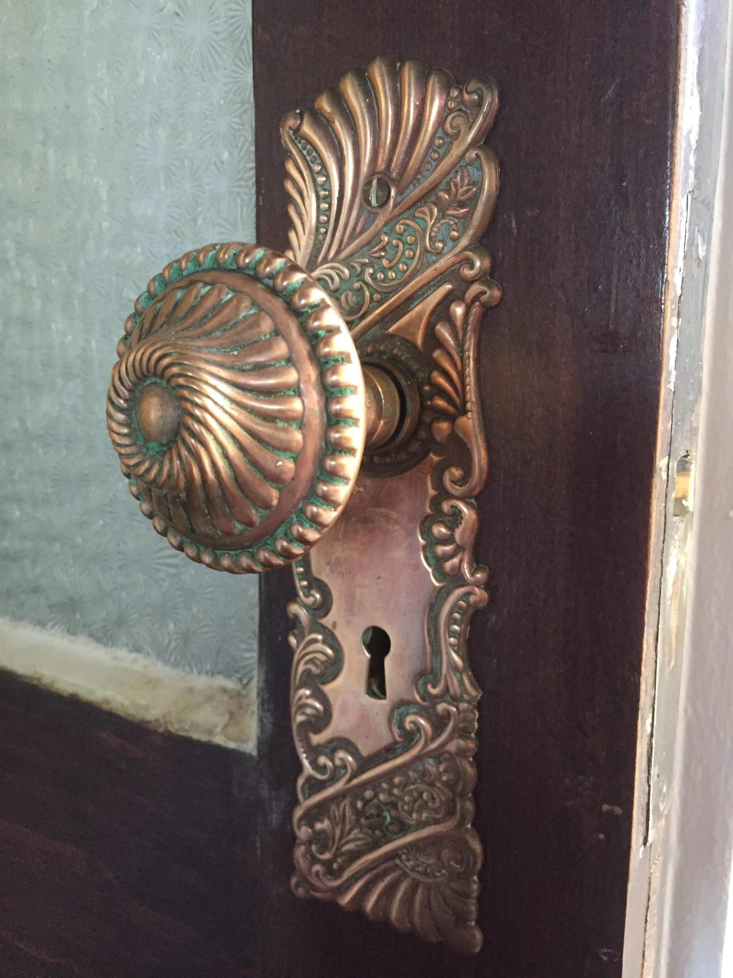 Memes One Of Many Interesting Door Knobs In My Home Built In 1896. Funny  Pictures